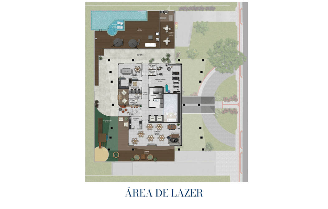 Planta Desktop - area de lazer